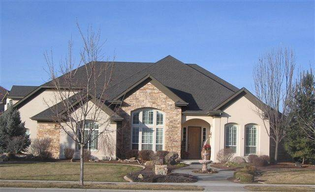 Single Family Homes at Eagle, Idaho 83616