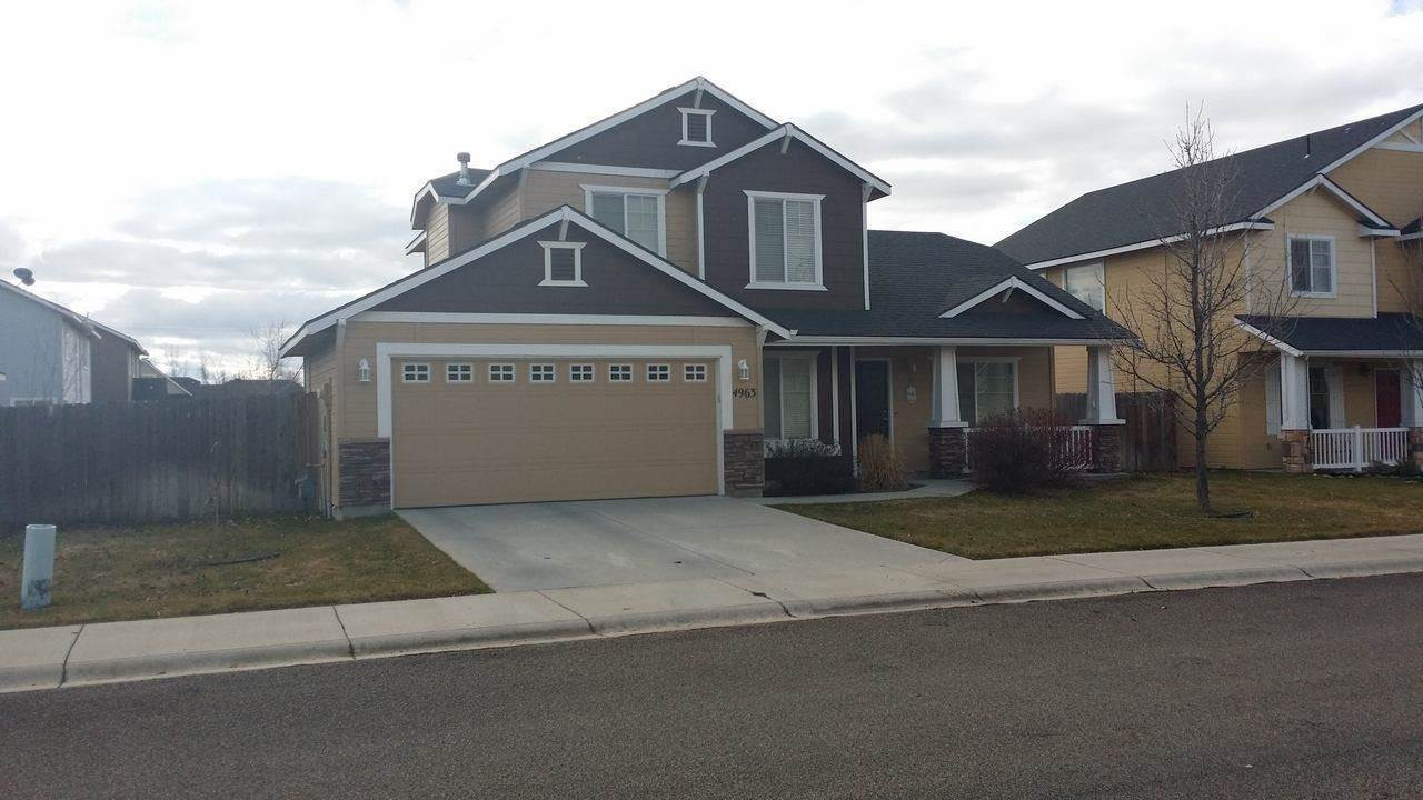 Single Family Homes at Meridian, Idaho 83646