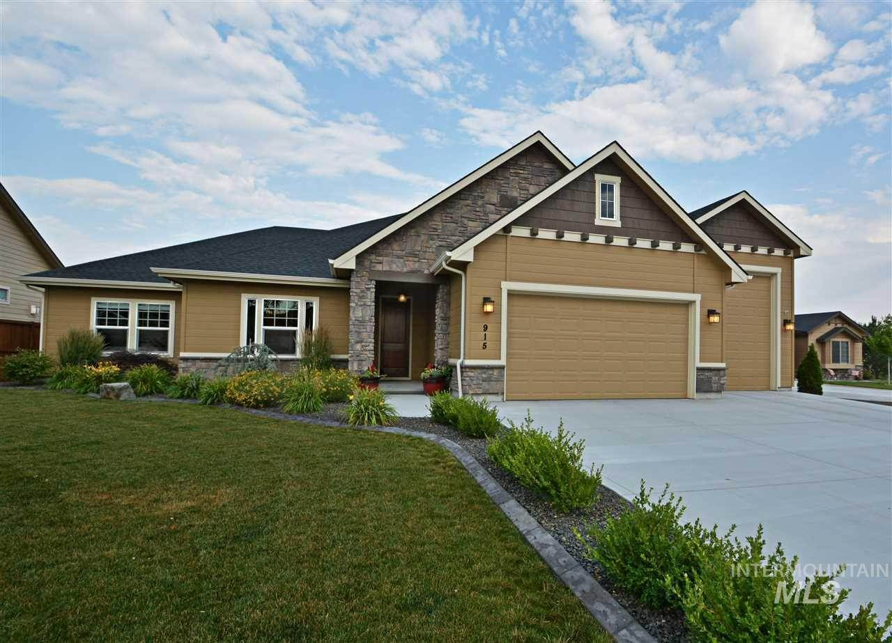 Single Family Homes at Star, Idaho 83669