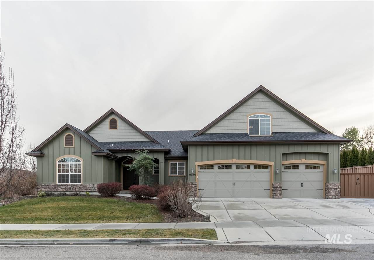 Single Family Homes at Boise, Idaho 83709