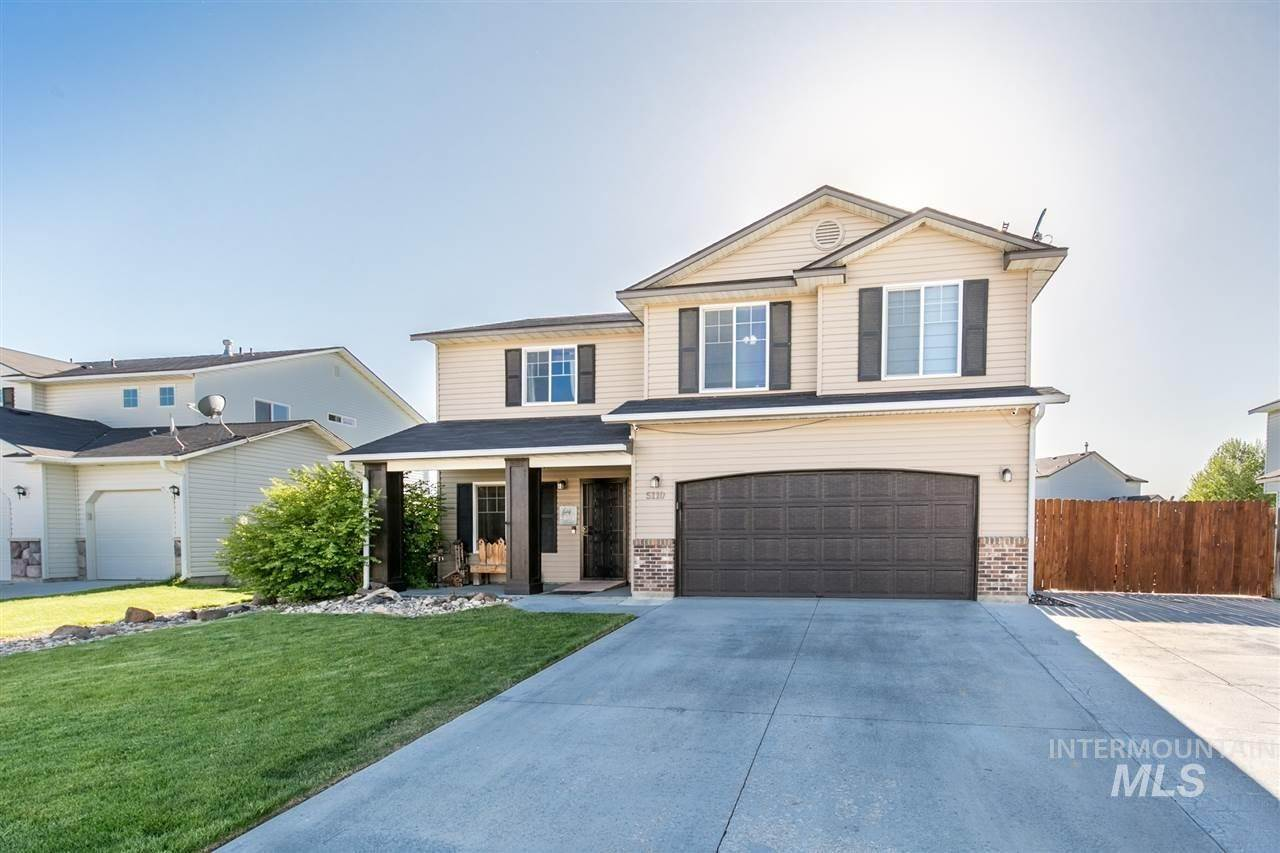 Single Family Homes at Caldwell, Idaho 83607