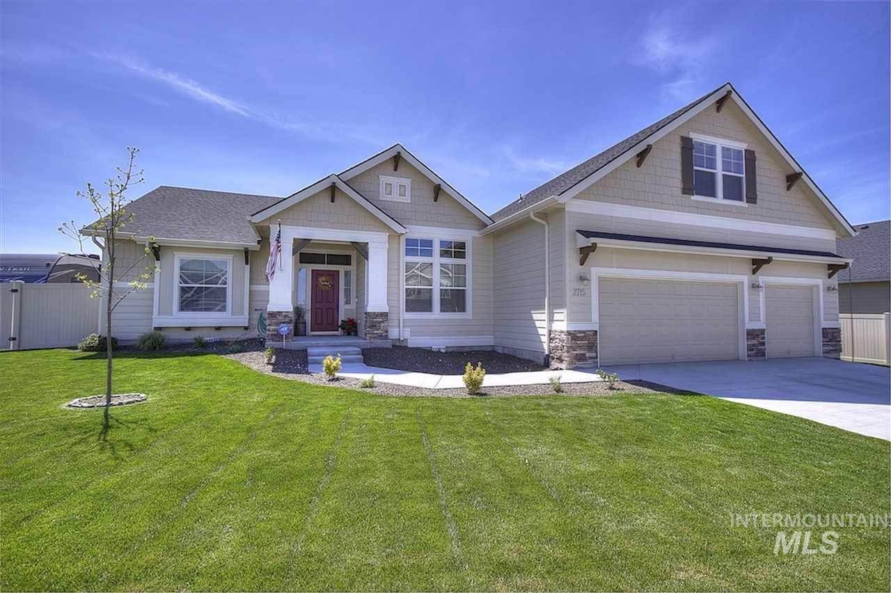 Single Family Homes at Kuna, Idaho 83634