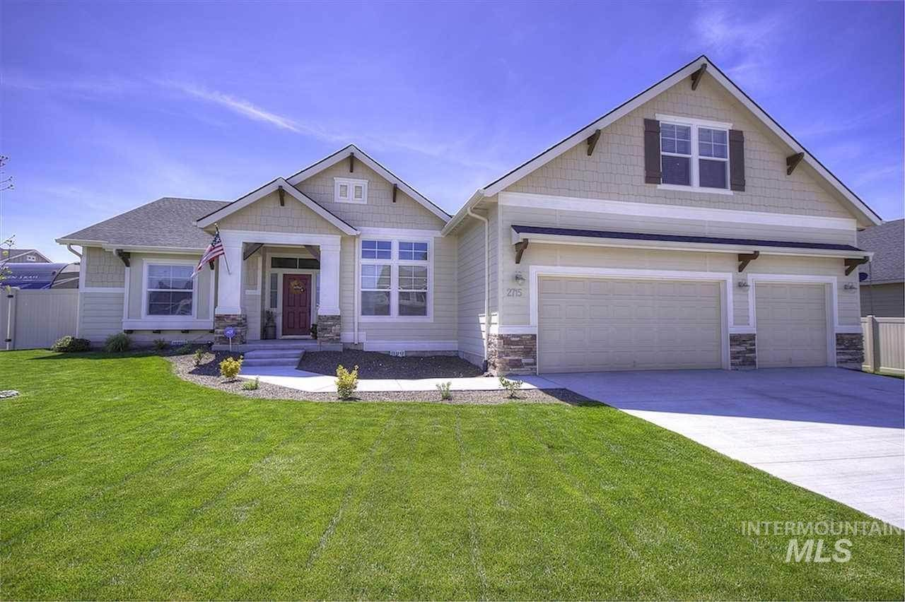 2. Single Family Homes at Kuna, Idaho 83634