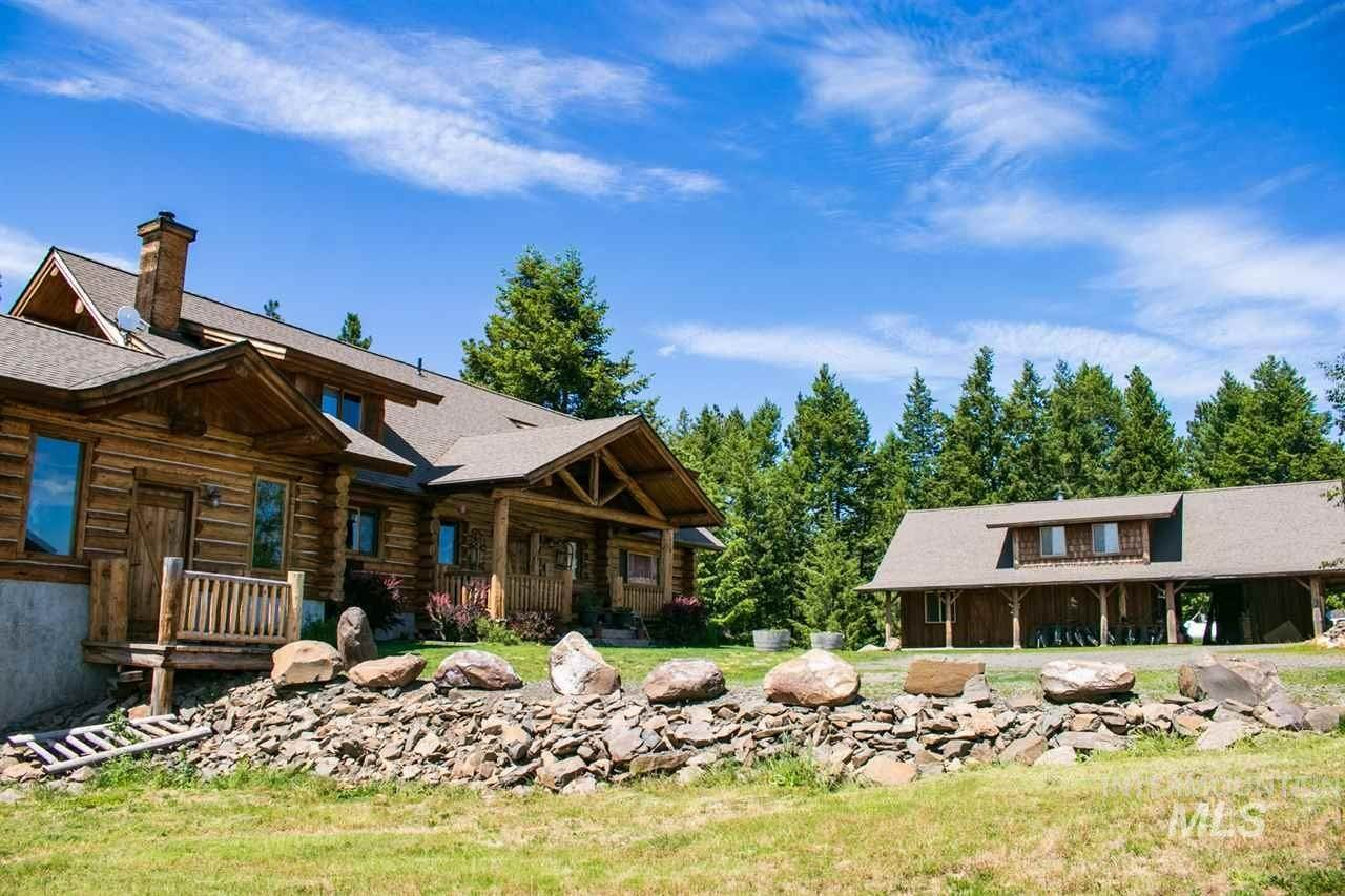 Ranch for Sale at Winchester, Idaho 83555