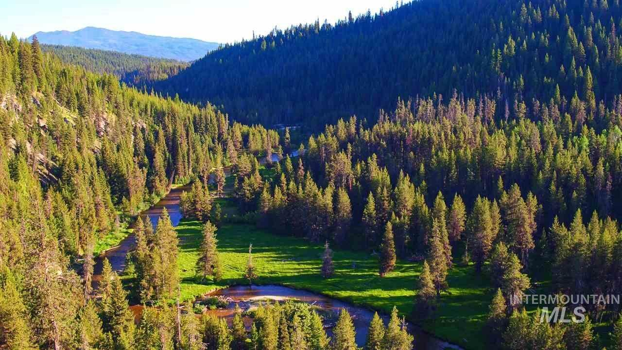 Ranch for Sale at McCall, Idaho 83638