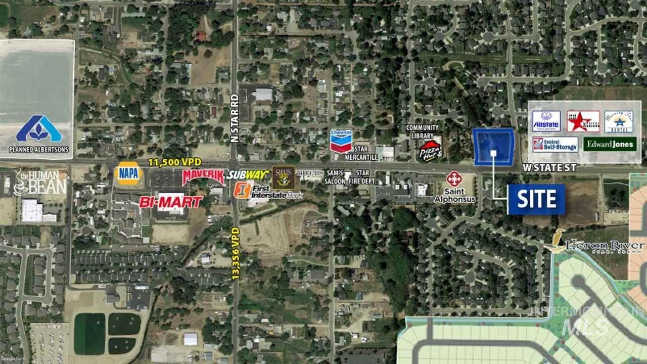 Commercial for Sale at Star, Idaho 83669