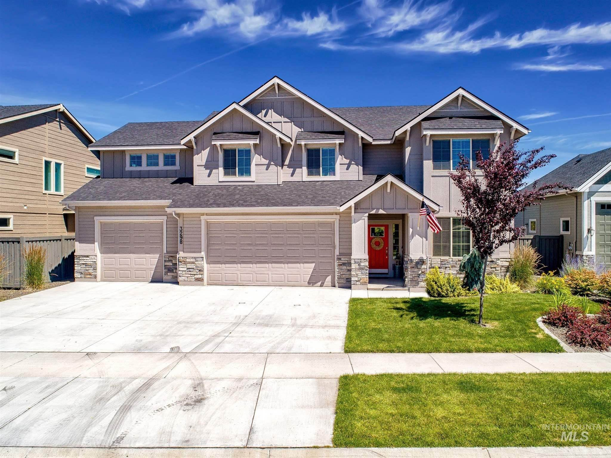 Single Family Homes at Meridian, Idaho 83642