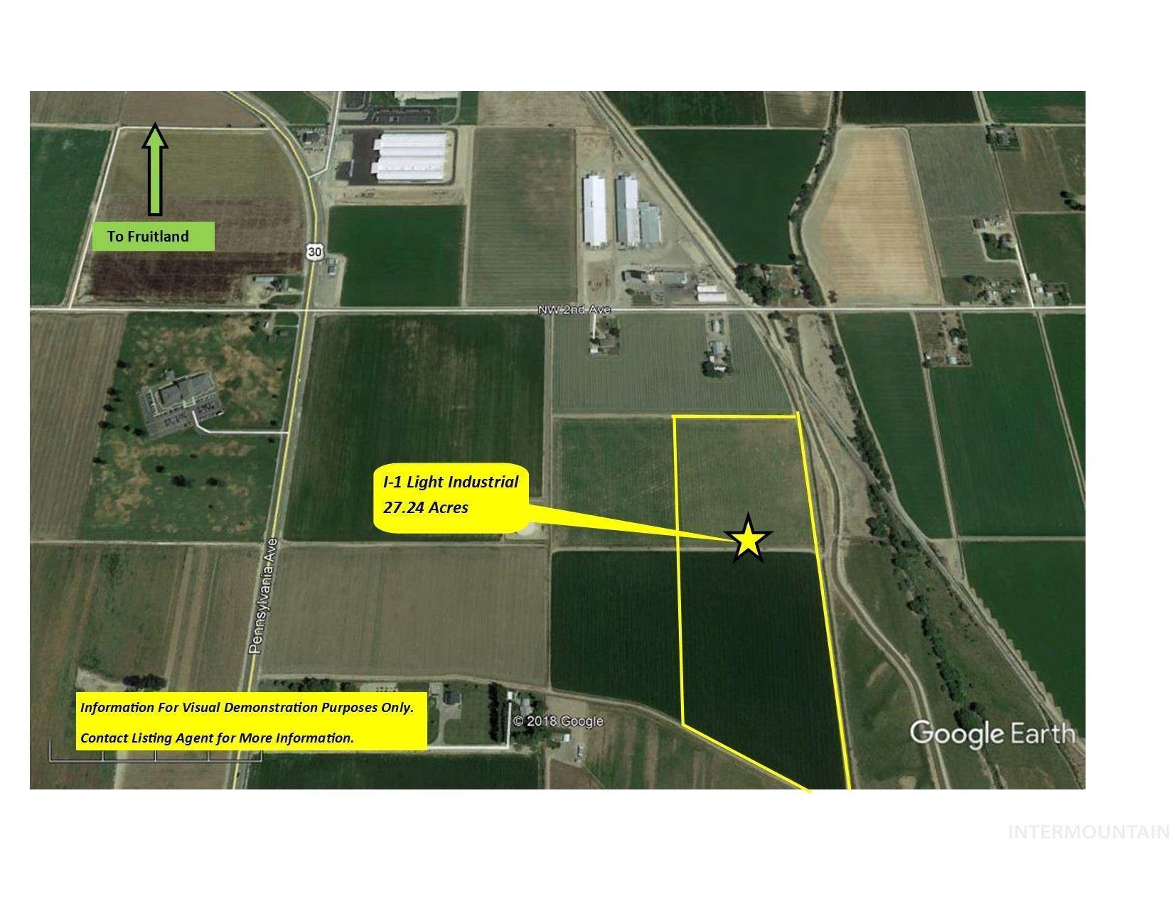 Industrial for Sale at Fruitland, Idaho 83619