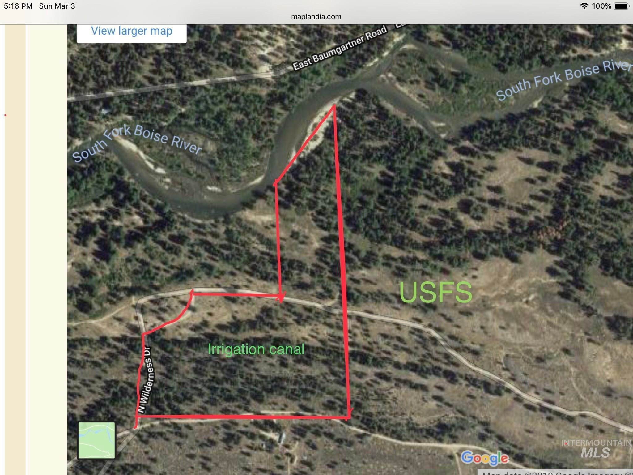 Development for Sale at Featherville, Idaho 83647
