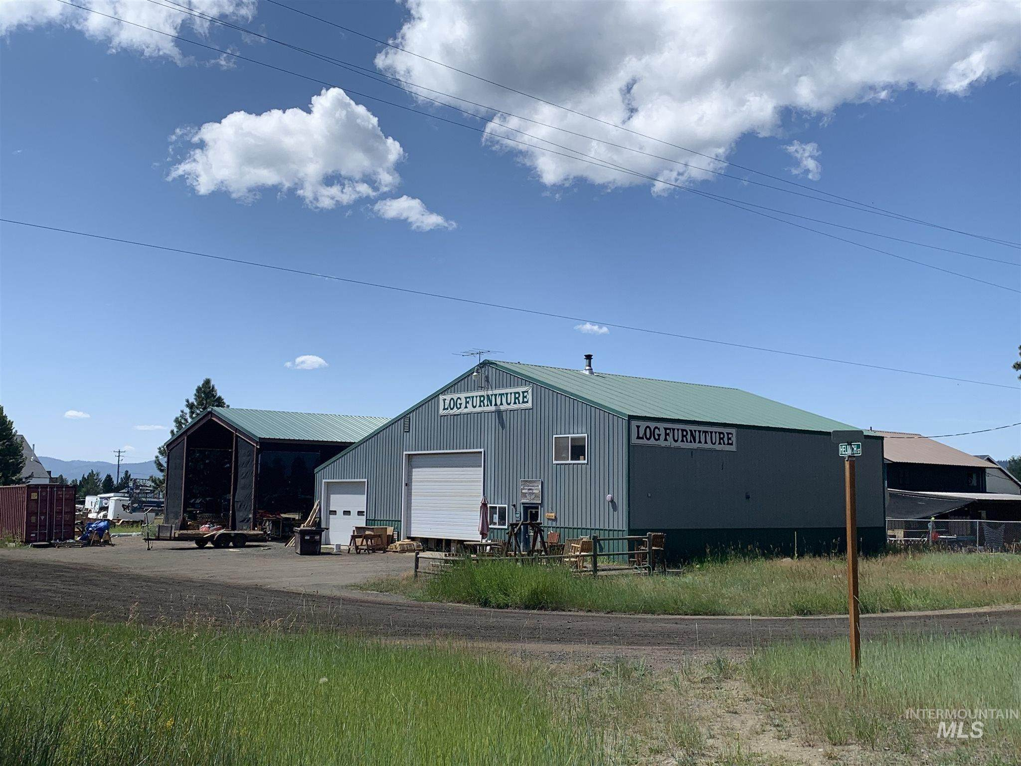 Industrial for Sale at McCall, Idaho 83638
