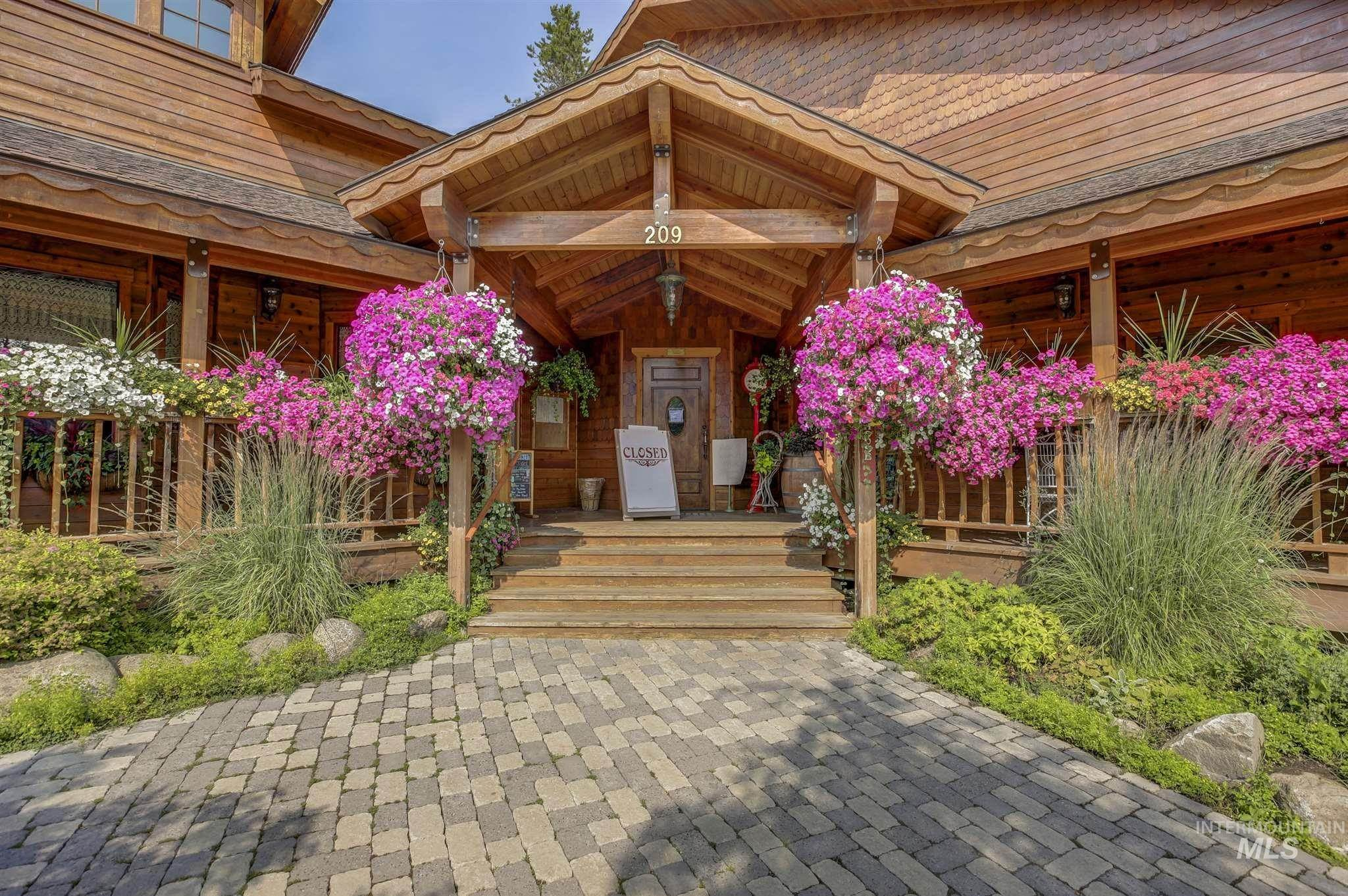 Business for Sale at McCall, Idaho 83638