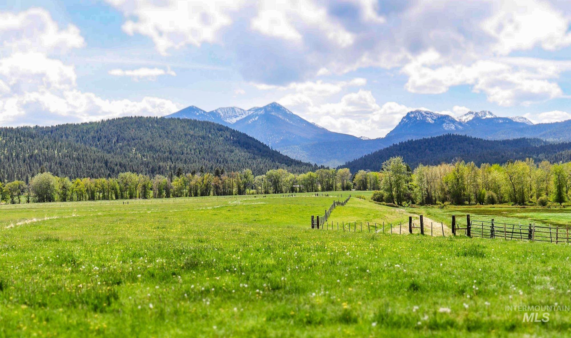 Farm for Sale at North Powder, Oregon 97867