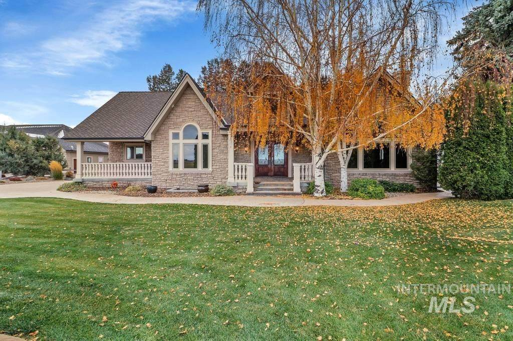 Single Family Homes por un Venta en Kimberly, Idaho 83341