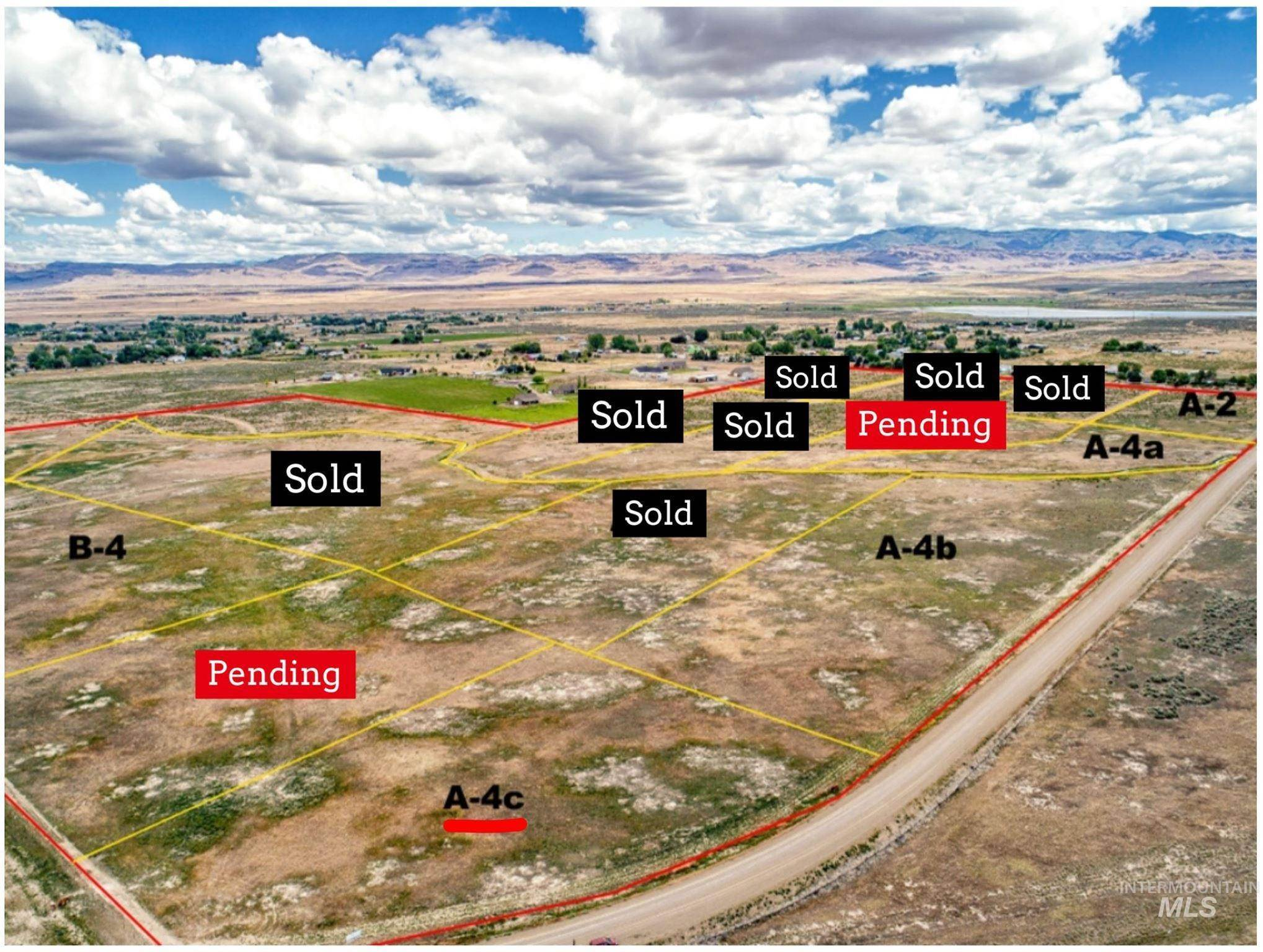 Land for Sale at Mountain Home, Idaho 83647