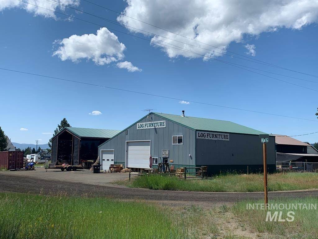 Commercial for Sale at McCall, Idaho 83638