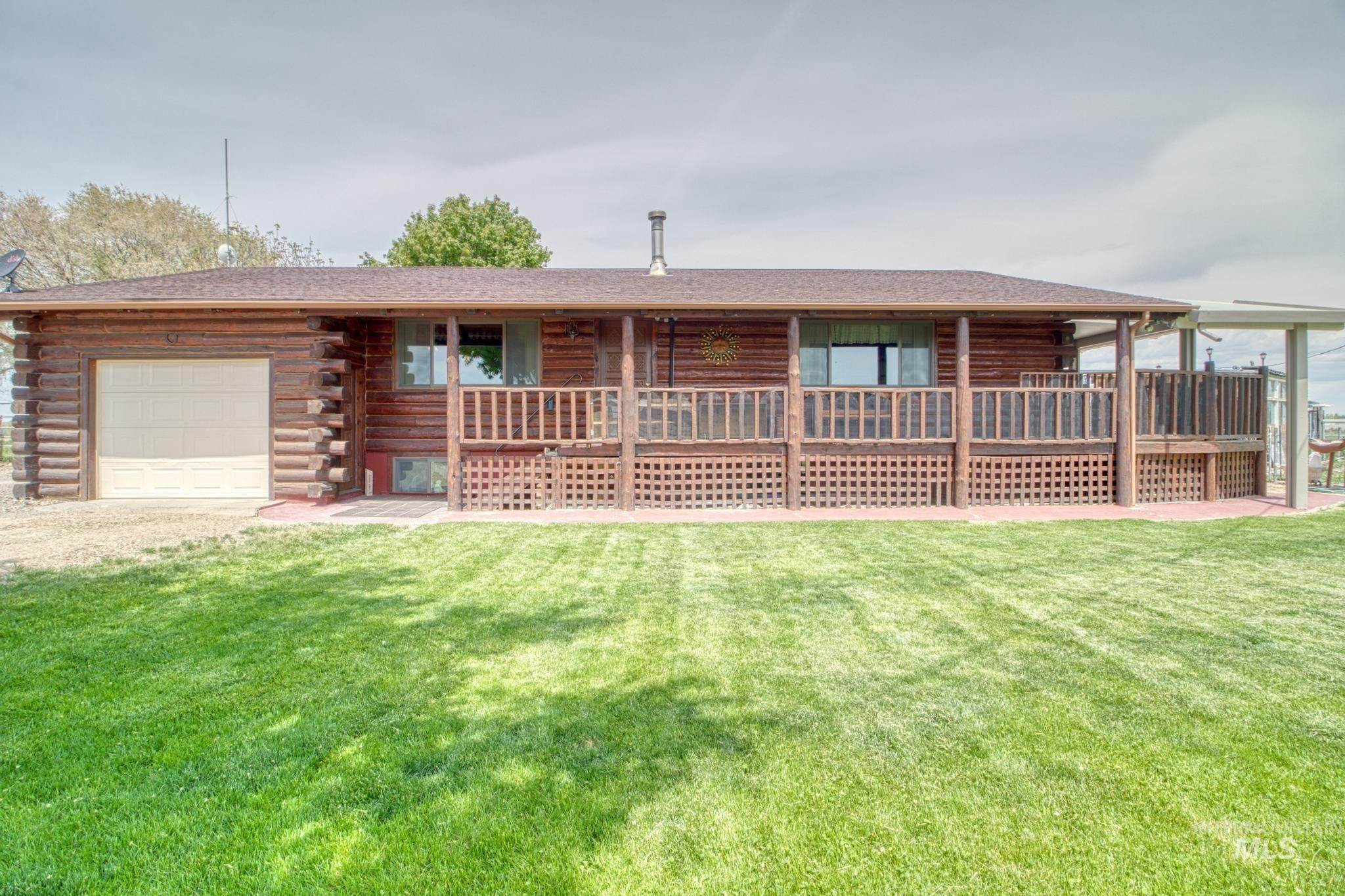 Single Family Homes por un Venta en Hagerman, Idaho 83332