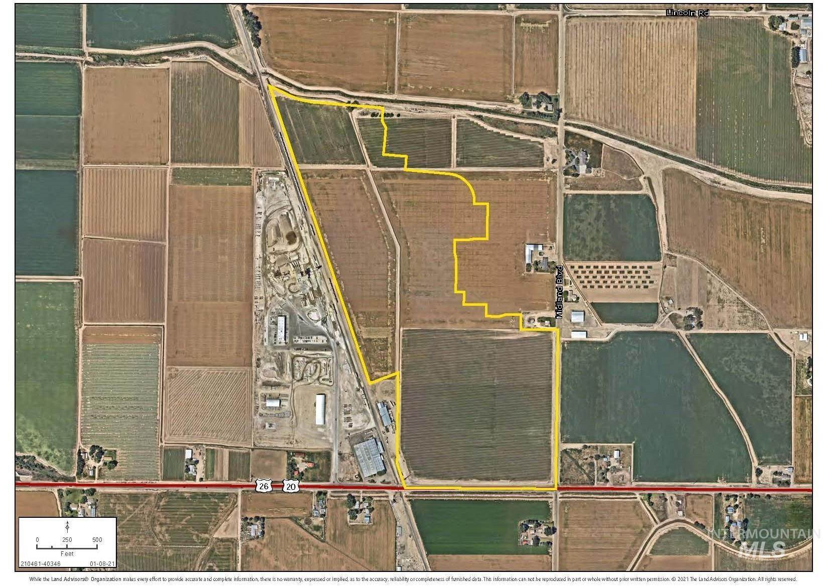 Development for Sale at Caldwell, Idaho 83605