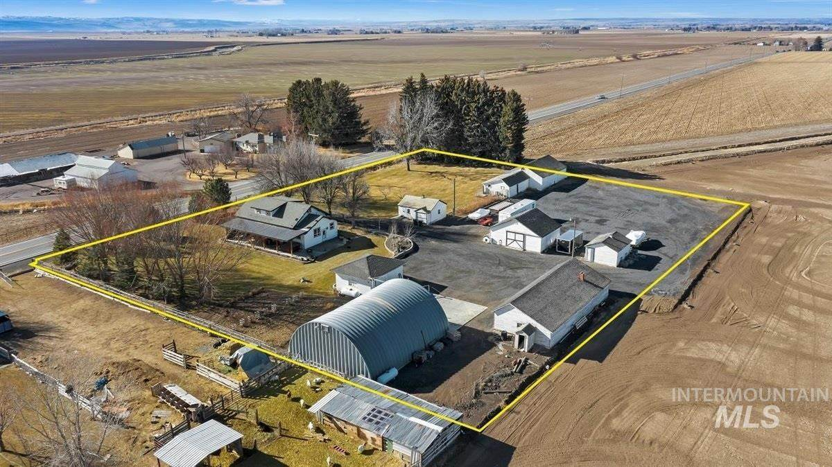 Single Family Homes por un Venta en Hansen, Idaho 83334