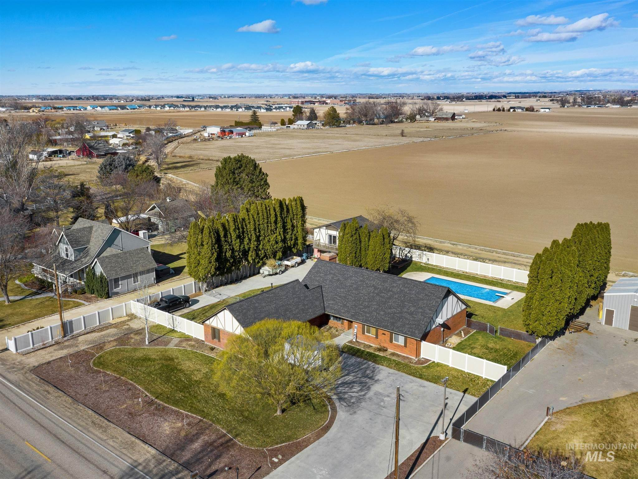 Single Family Homes at Nampa, Idaho 83687