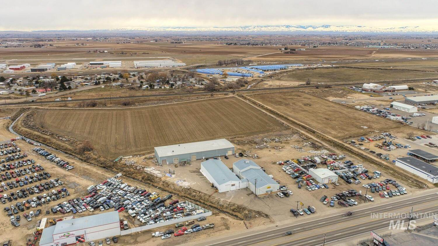 Industrial for Sale at Caldwell, Idaho 83605