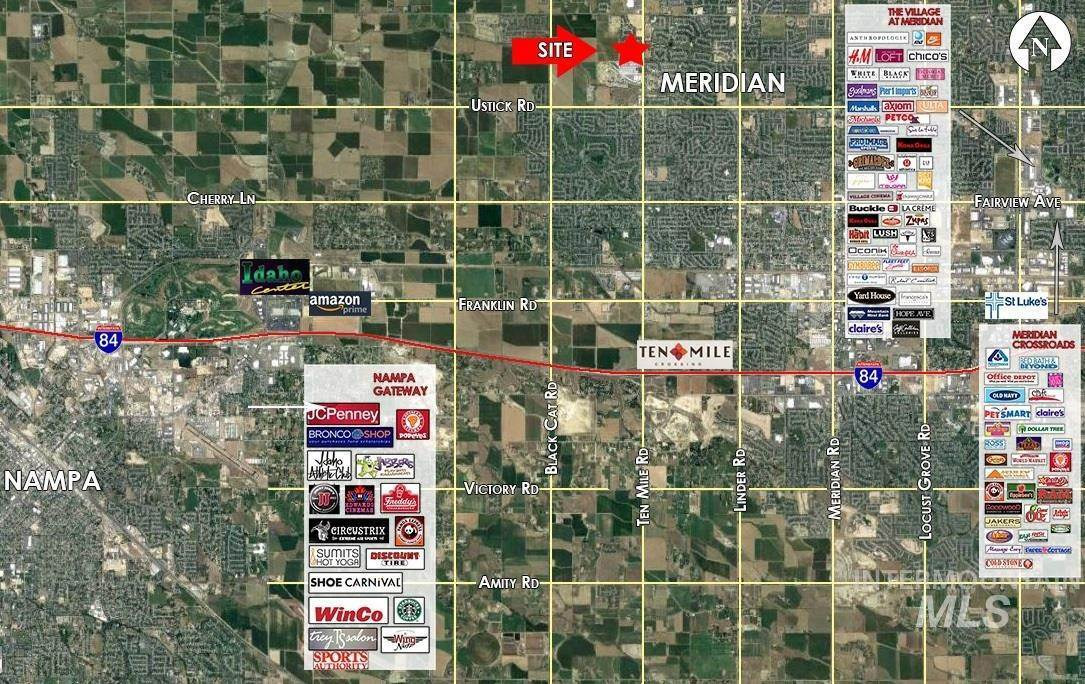 2. Industrial for Sale at Meridian, Idaho 83646