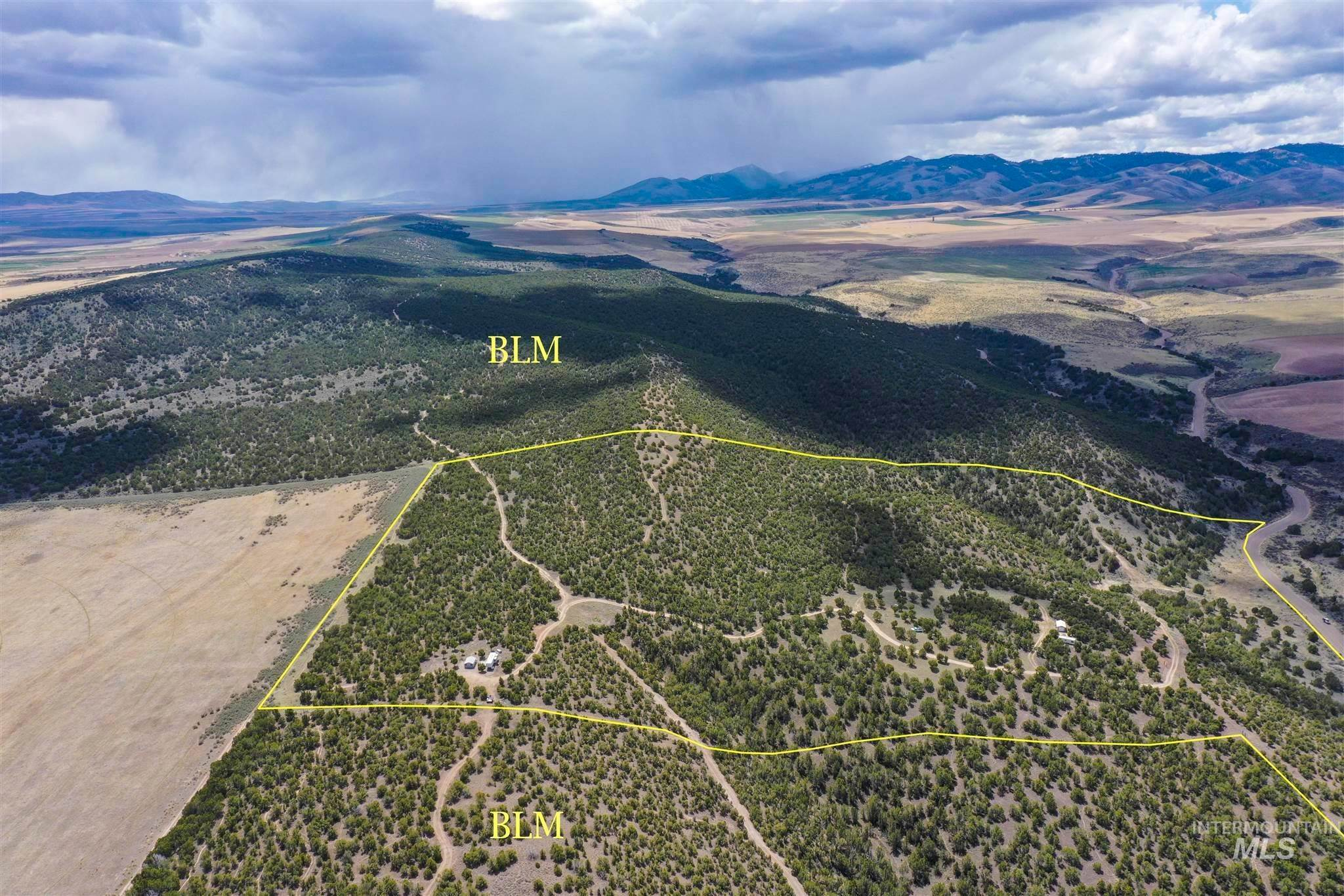 Land for Sale at Rockland, Idaho 83271
