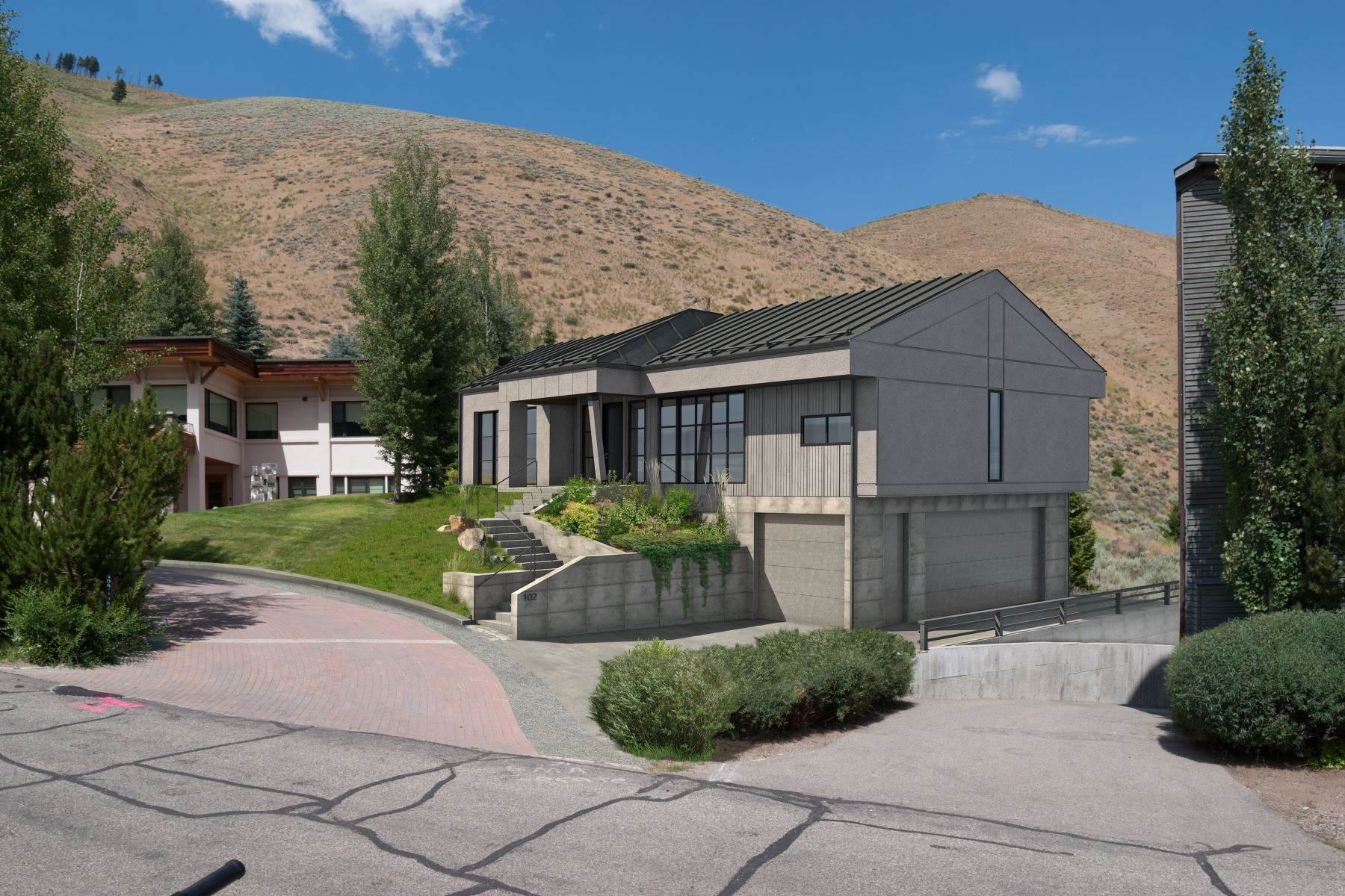 Land for Sale at Sweeping Views of Baldy 102 Sage Road Ketchum, Idaho 83340