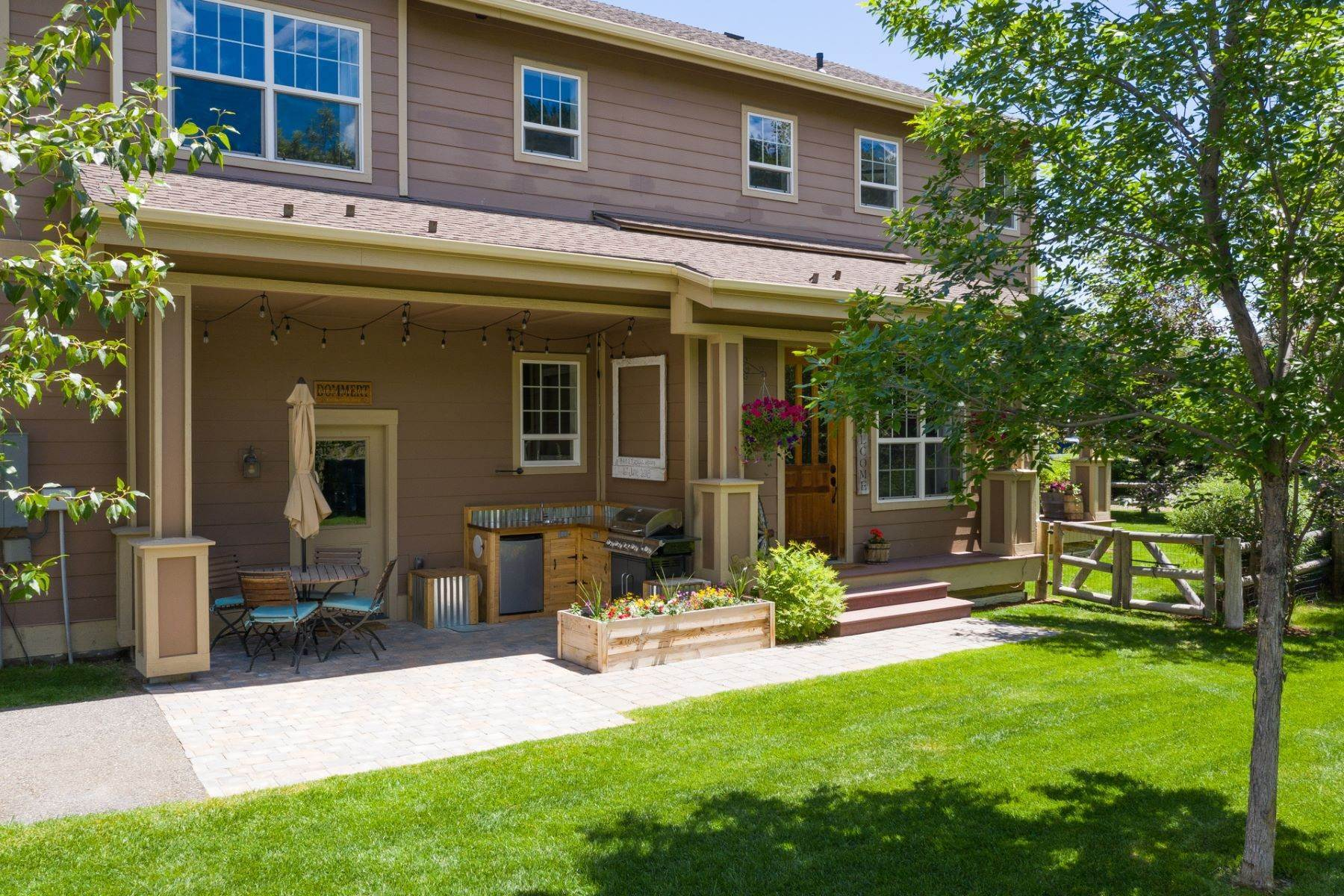 Duplex Homes for Sale at Excellent Location, Value and Opportunity 270 Durance Street Ketchum, Idaho 83340