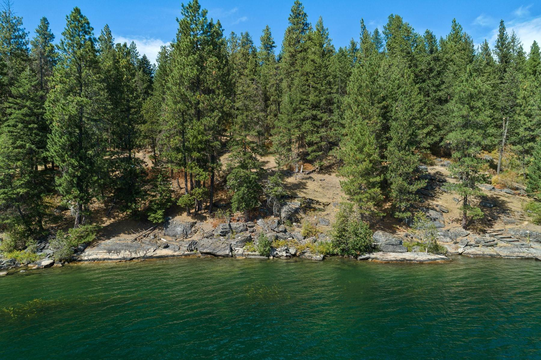 Land for Sale at Stunning Coeur d'Alene Lakefront Lot 5486 W Mica Shore Rd Coeur D Alene, Idaho 83814