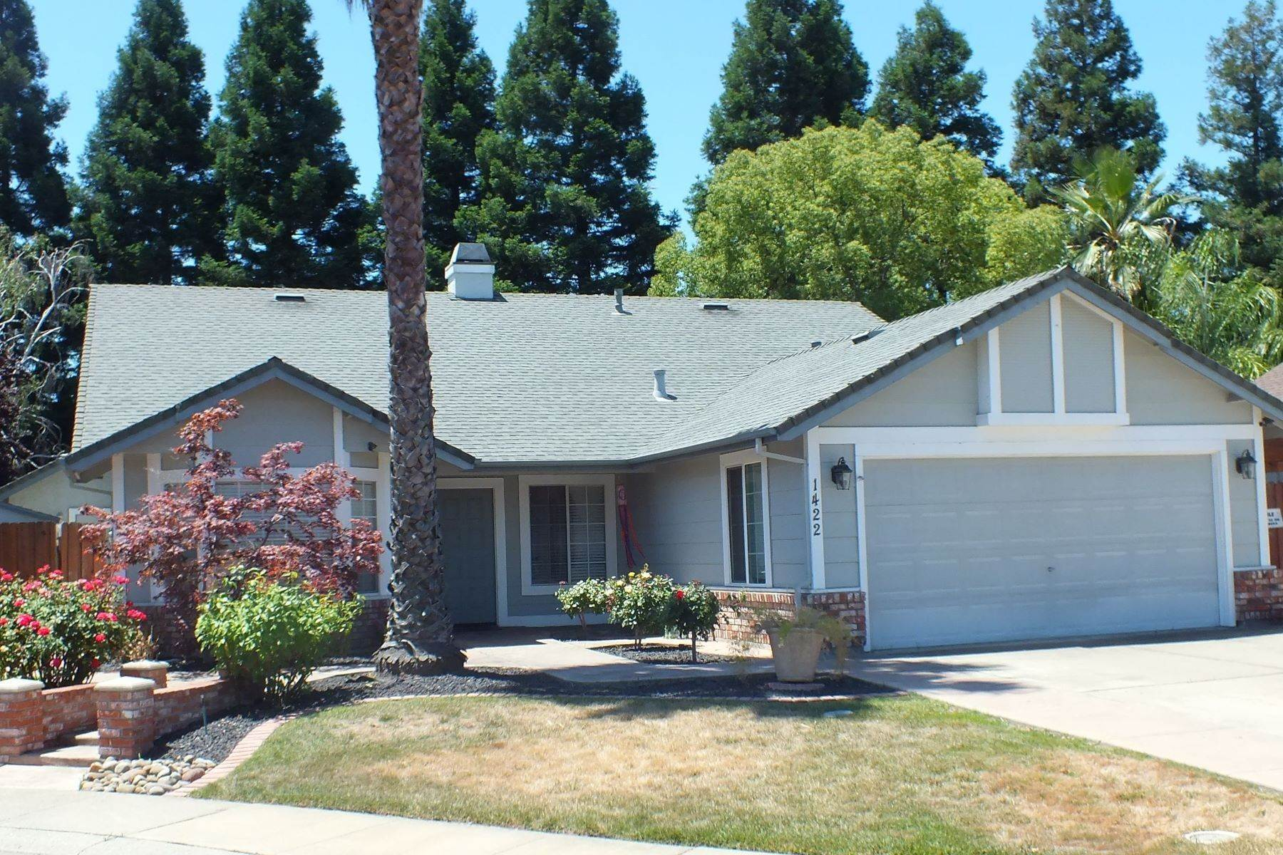 Single Family Homes por un Venta en 1422 Orwell, Roseville, CA, 95747 Roseville, California 95747